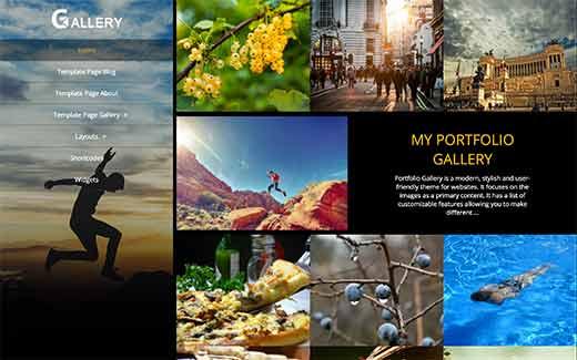 Galéria portfólia