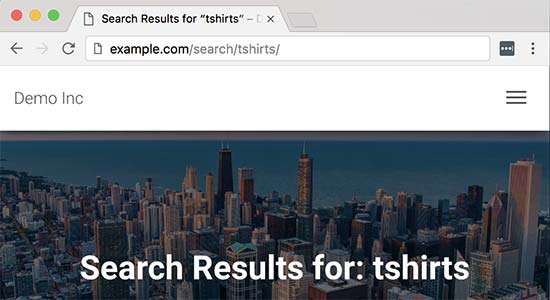Cách thay đổi sên URL tìm kiếm mặc định trong WordPress 1