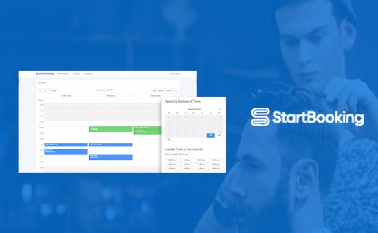 Administre mejor las reservas en línea con WordPress usando StartBooking