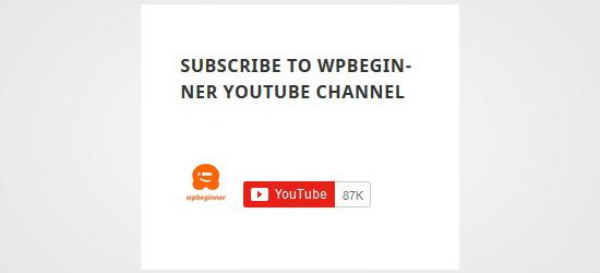 Prihláste sa na odber kanála YouTube na bočnom paneli