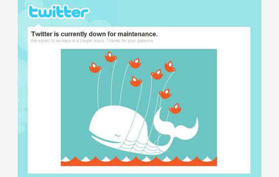 Twitter        Trang bảo trì
