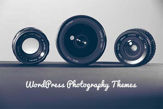 Ako nájsť najlepšie bezplatné fotografické motívy pre WordPress