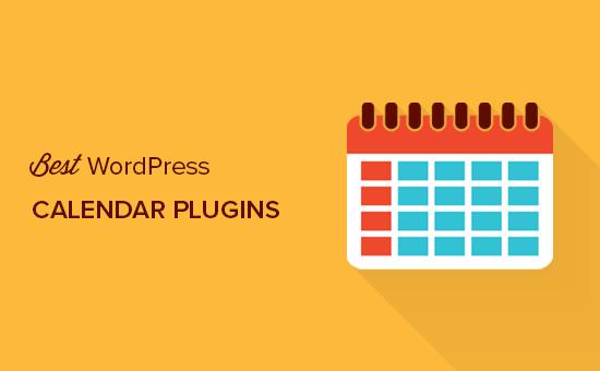 Các plugin lịch WordPress tốt nhất