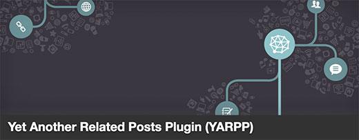 Một plugin bài viết liên quan khác (YARPP)