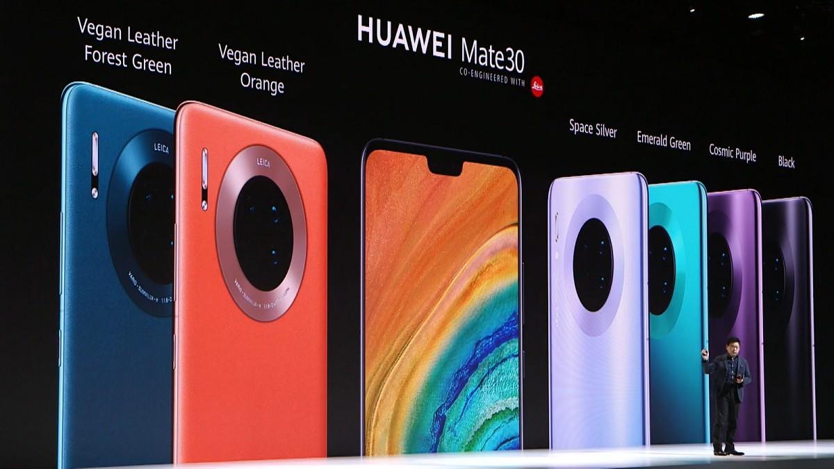 ¡Huawei Mate 30 Pro recibe nueva actualización de EMUI 10!
