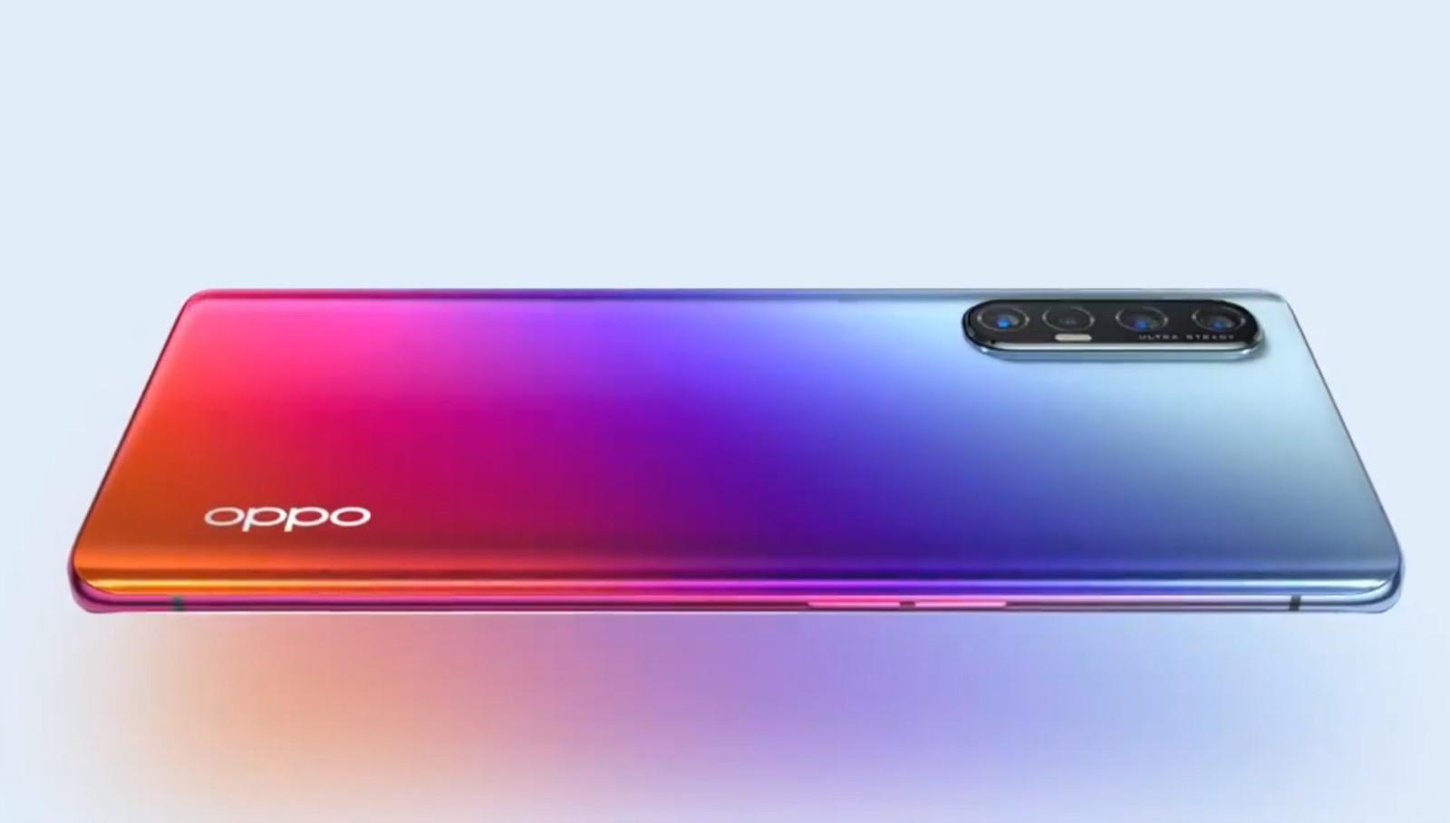 ¡OPPO Reno 3 Pro puede lucir una cámara de 44MP con orificio doble para India!