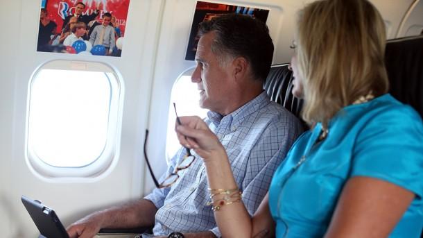 Campaña de Romney y Ryan en Jacksonville