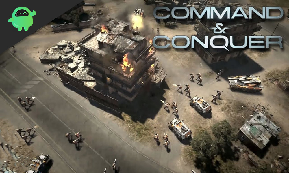 Is Command and Conquer Remastered coming to PS4, Xbox, and Nintendo Switch