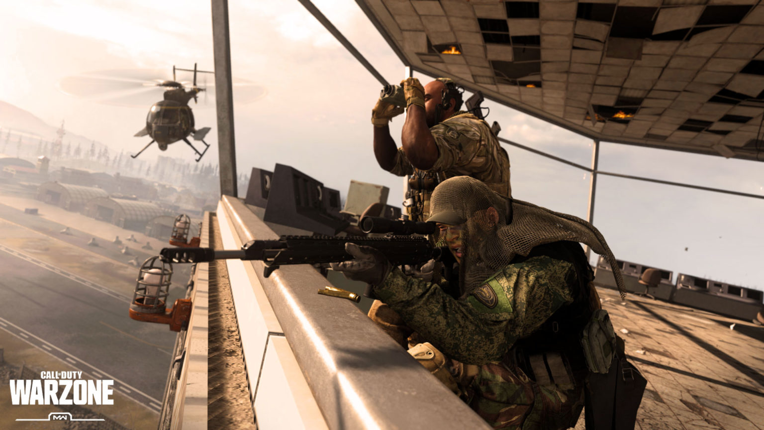 How to Activate Third Person Camera View in Call of Duty Warzone?