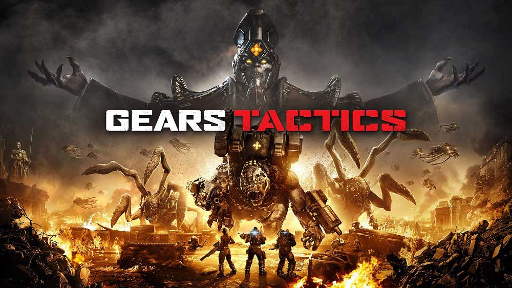 How to save in Gears Tactics?
