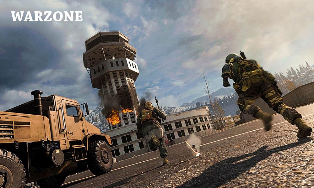 ¿Cómo arreglar Call of Duty Warzone Memory Error 13 71 en Xbox, PS4 y PC?