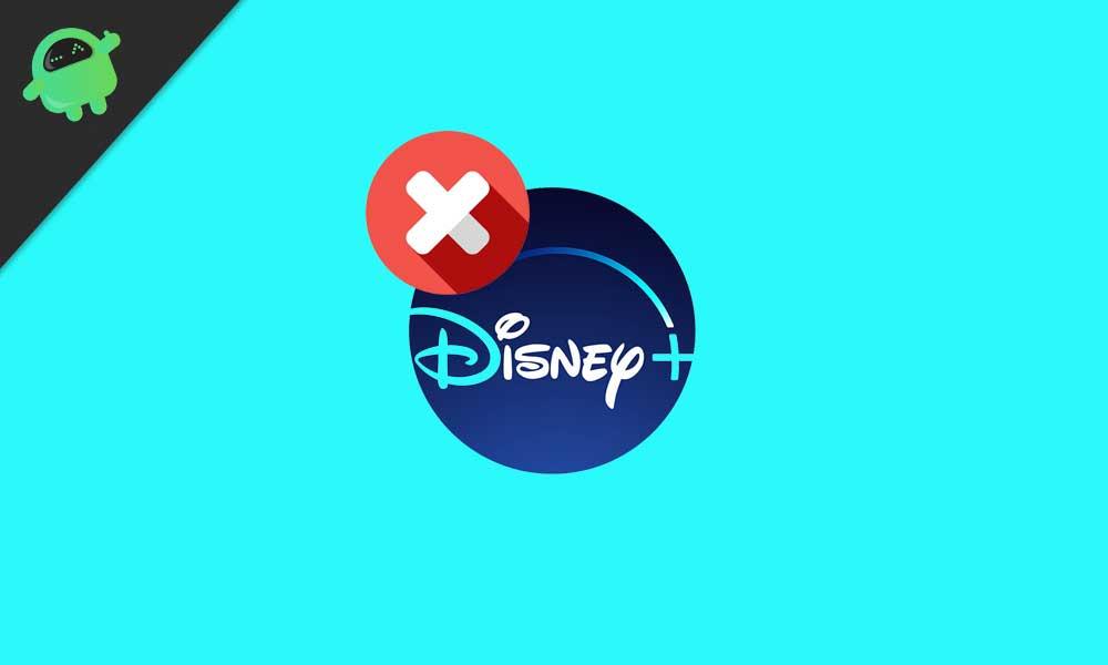 ¿Cómo arreglar Disney + Error Code 83?