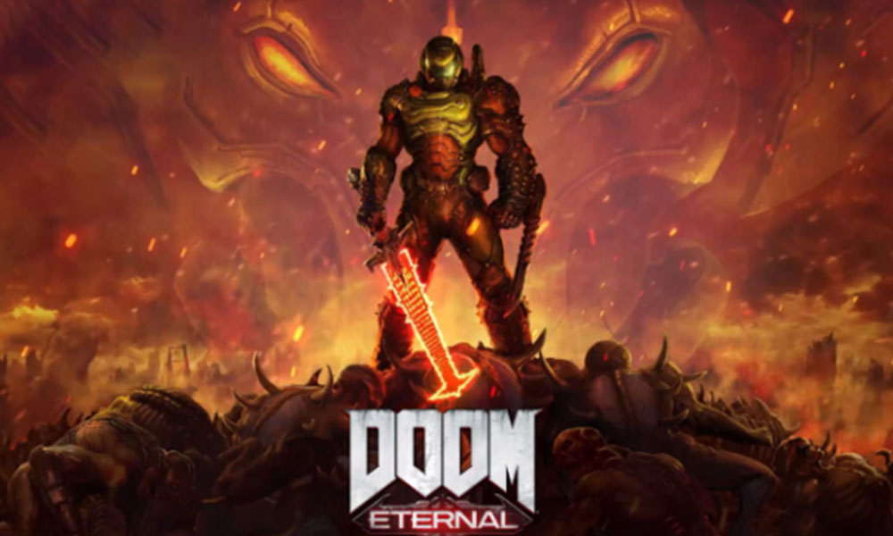 How to Fix Black Screen Issue on Doom Eternal?
