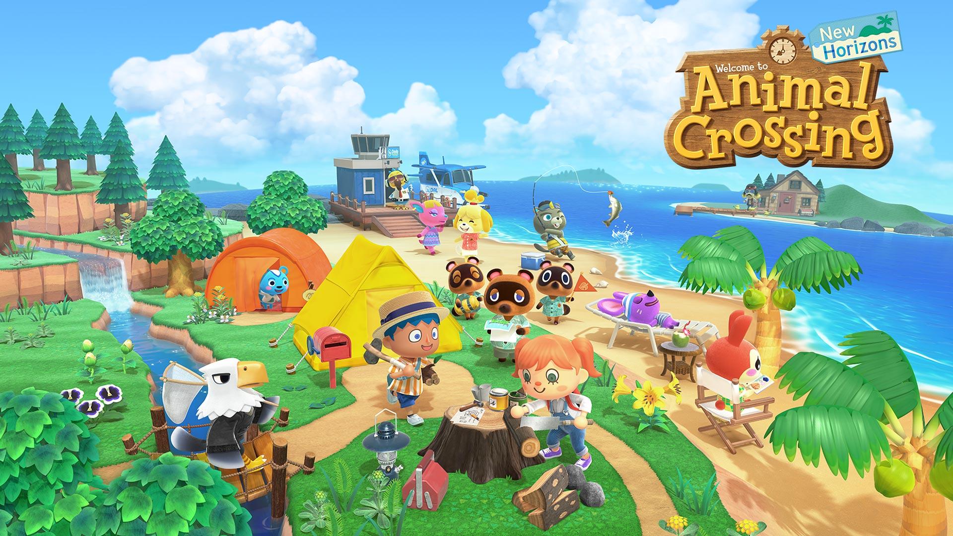¿Cómo comprar trajes en Animal Crossing New Horizon?
