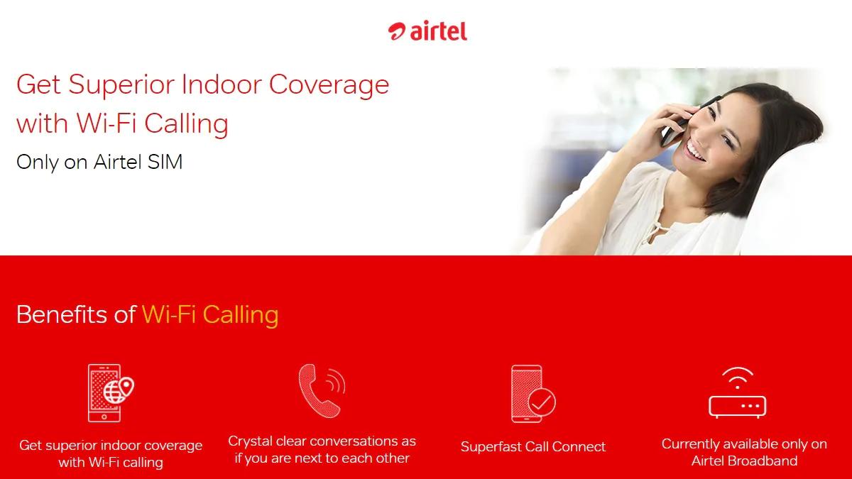 ¿Cómo habilitar el servicio de llamadas Wi-Fi de Airtel?