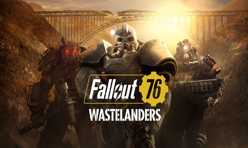How to Start The New Arrivals in Fallout 76?