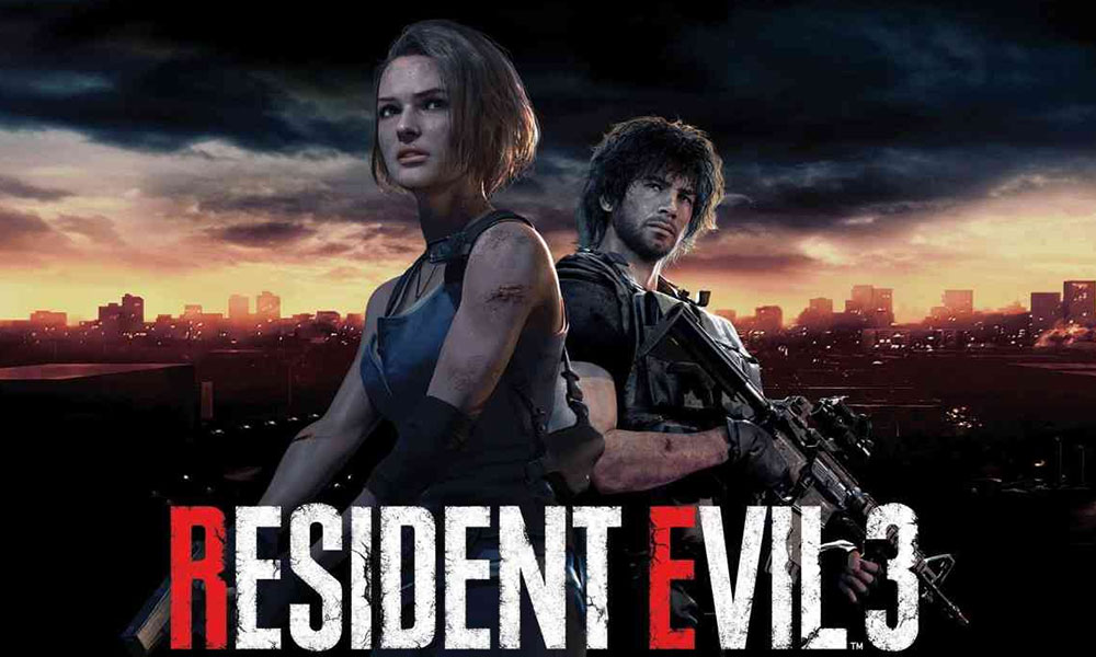 How to Get Safe Code in Resident Evil 3 Demo?