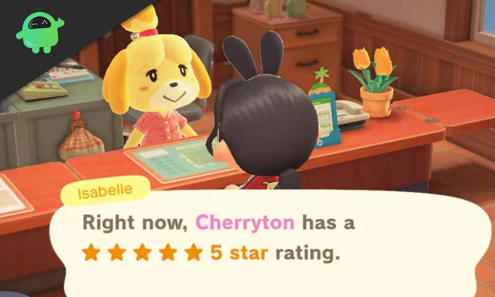 How to Get a 5-Star Rating in Animal Crossing New Horizons?