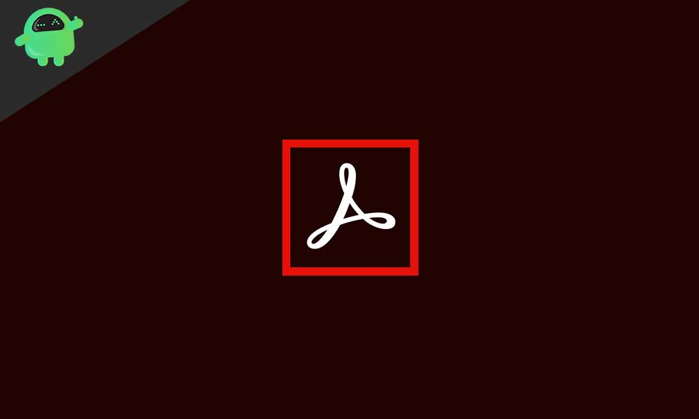 How to fix Adobe Acrobat DC icon not showing in Windows 10?