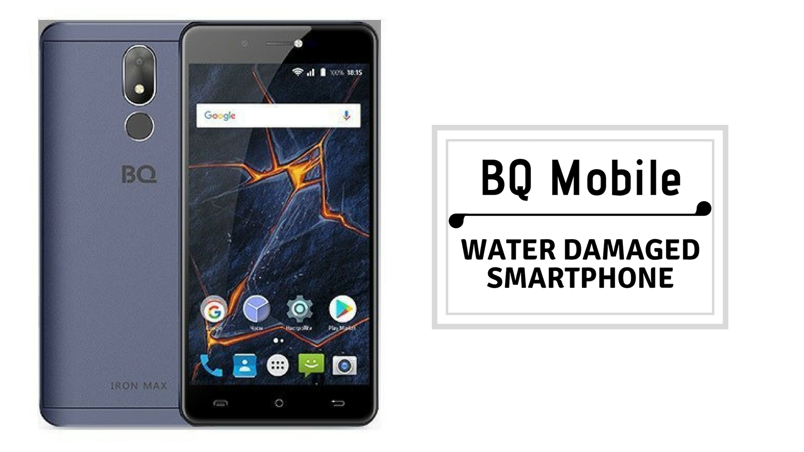 How To Fix BQ Mobile Water Damaged Smartphone [Quick Guide]