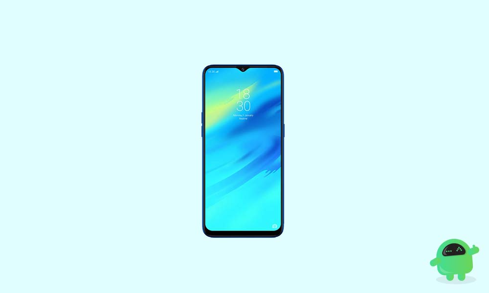 How to take screenshot on Realme 2 or 2 Pro ?