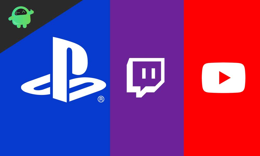 How To Stream Any Games from PS4 to Twitch, YouTube, or other streaming sites?