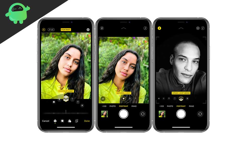 How to Use Portrait Lighting Mode on iPhone Camera?