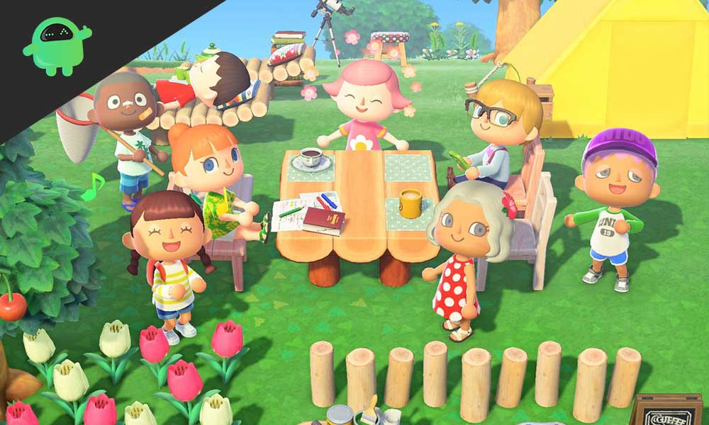 How to use Flowers to Send Gratitude in Animal Crossing New Horizons?