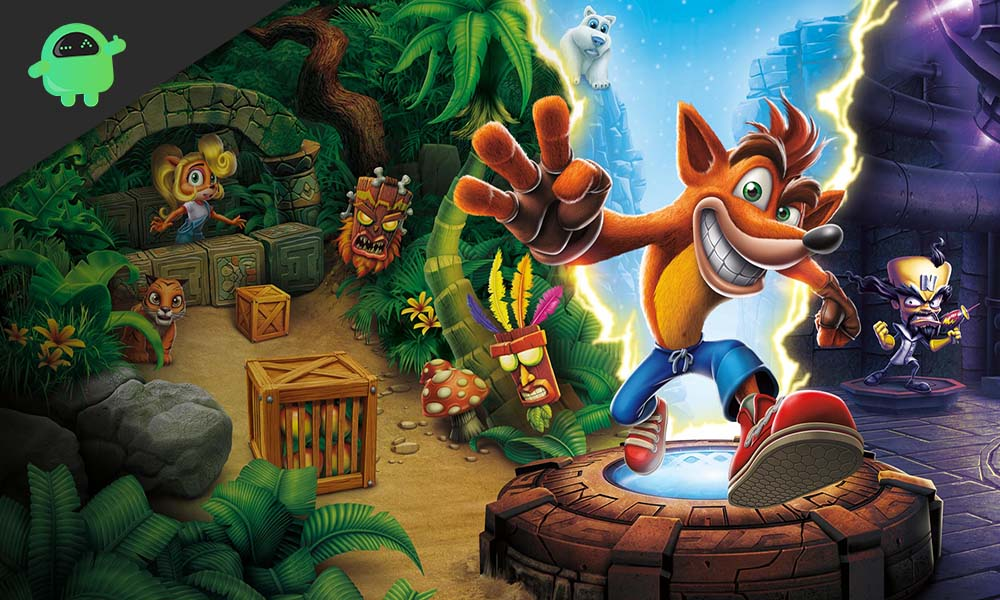 Is Crash Bandicoot 4: It's About Time coming to Nintendo Switch? - Release Date?