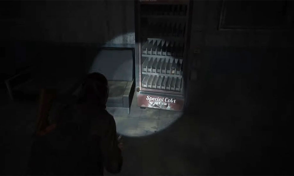 What is The Last of Us 2 Soda Can Code?