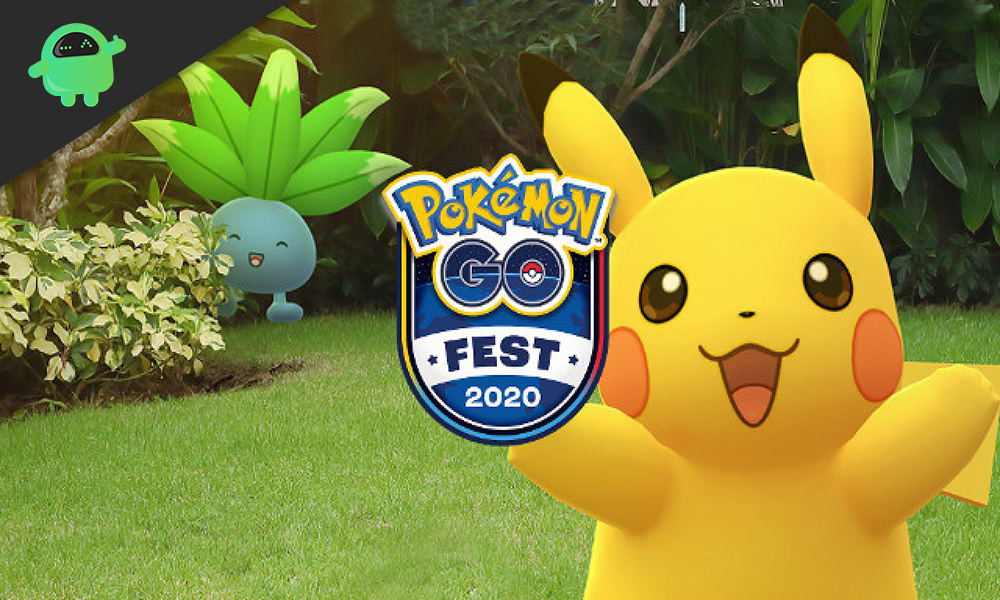 When is Pokemon GO Fest 2020 and Can I Play From Home?