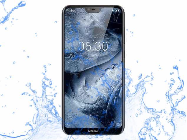 ¿El Nokia X6 Waterproof es suficiente para comprar en 2018?