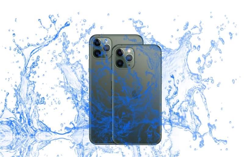 Is Apple iPhone 11 waterproof device?