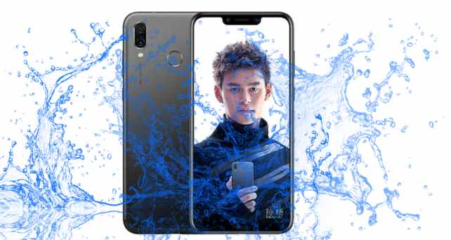 Is Huawei Honor Play Waterproof device? Can it survive?