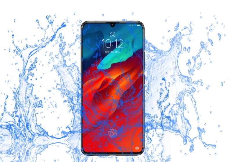 Is Lenovo Z6 waterproof device? - Waterproof Test