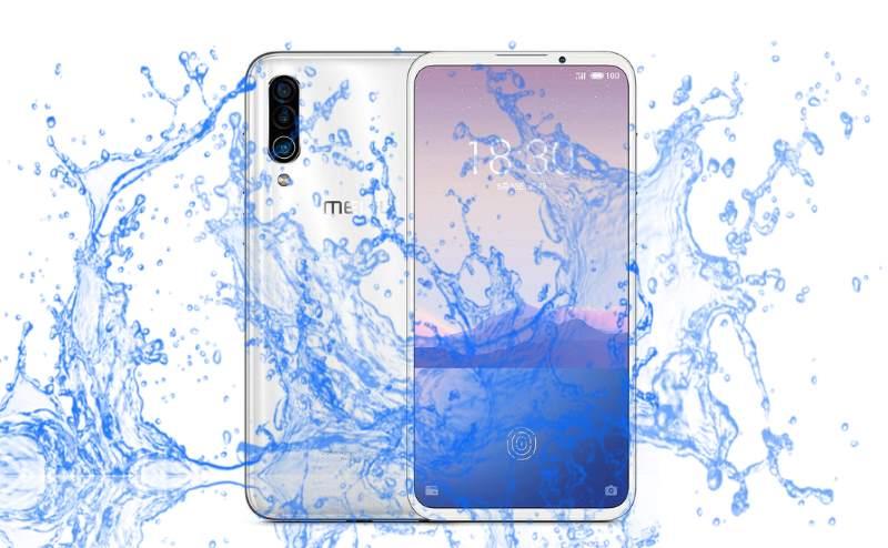 Is Meizu 16Xs waterproof device or not?