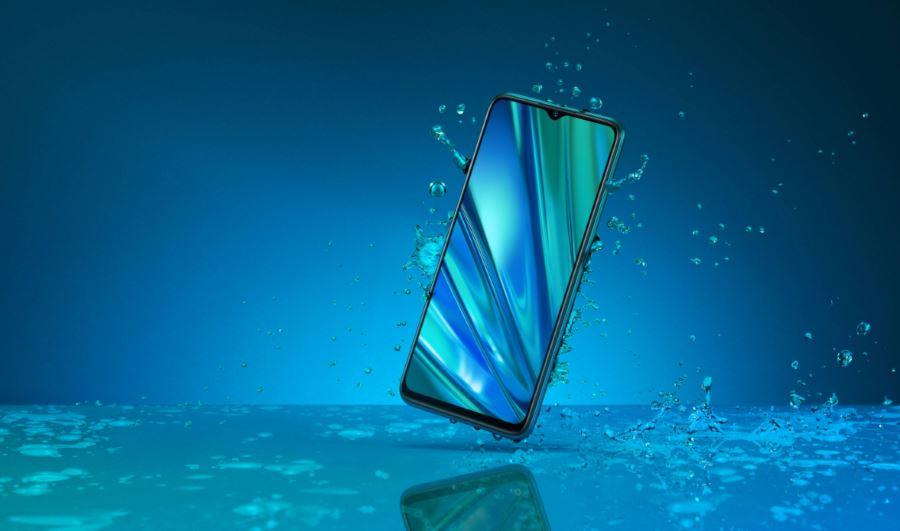 Is Realme 5 Pro Waterproof and Dustproof Device? Waterproof Test