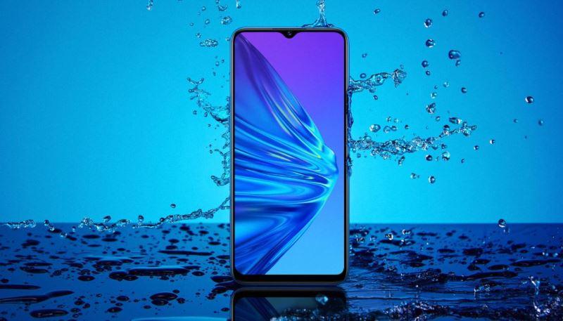 Is Realme 5 Waterproof and Dustproof Device? Waterproof Test