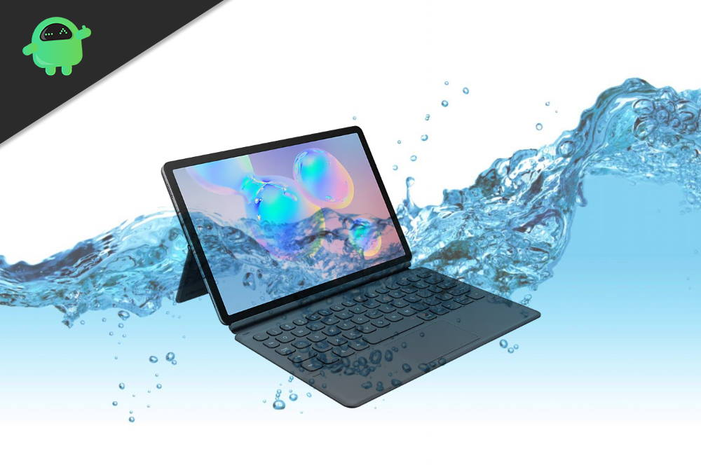 Is Samsung Galaxy Tab S6 Lite Waterproof device