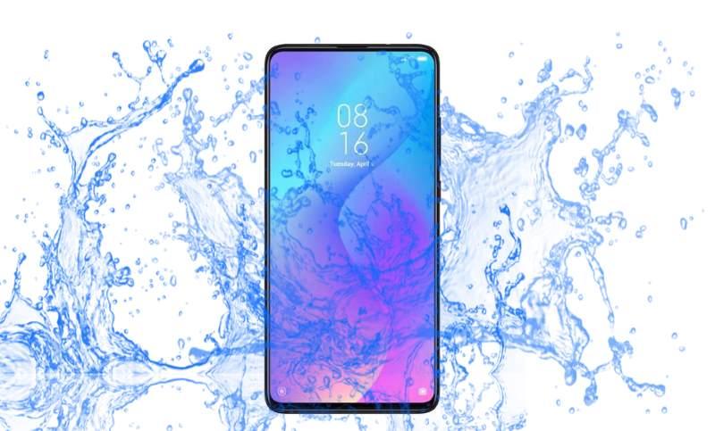Is Xiaomi Mi 9T Waterproof device?