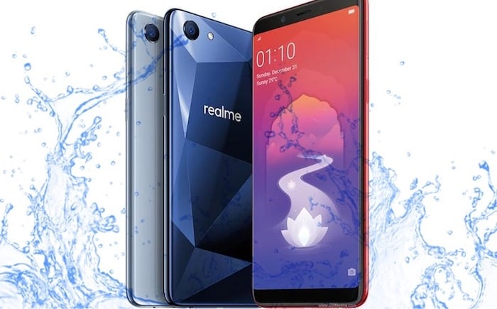 Many people are wondering whether Oppo RealMe 1 is waterproof or not? So we are going to perform Oppo Realme 1 waterproof test