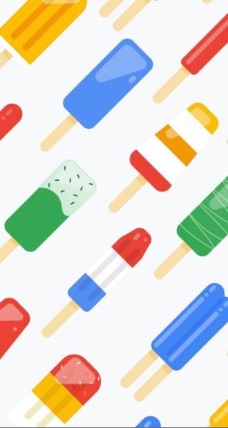 Paleta de Android