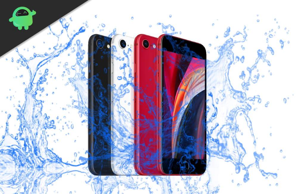 Is Apple iPhone SE 2 a Waterproof device in 2020