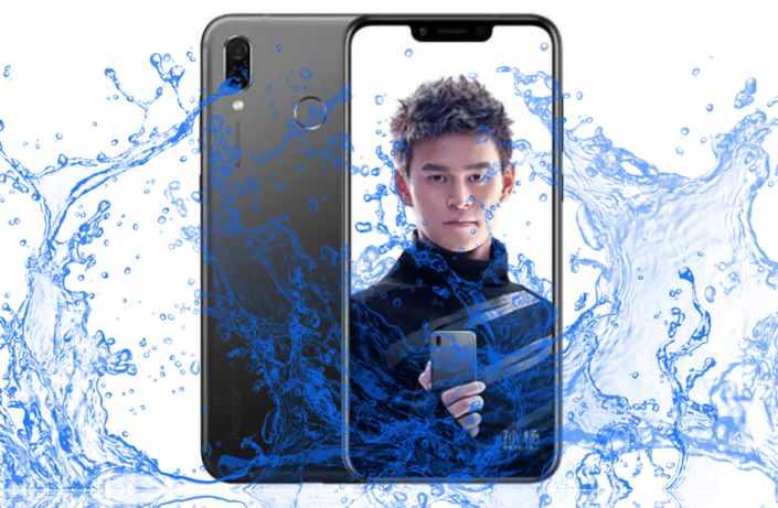 Is Huawei Honor Play Waterproof and Dust Resistant?