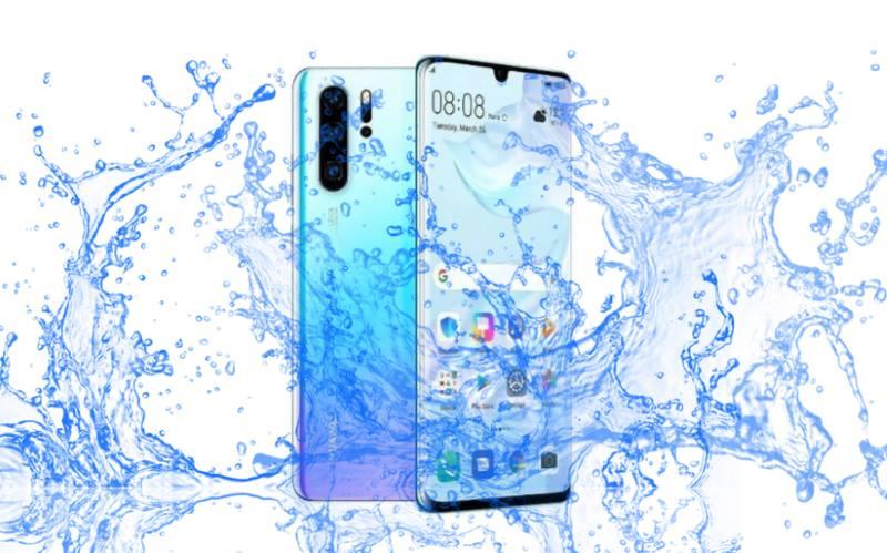 Is Huawei P30 Pro Waterproof Smartphone?