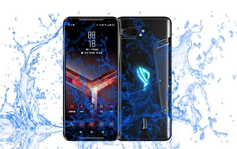 Is Asus ROG Phone 2 Gaming Waterproof device?
