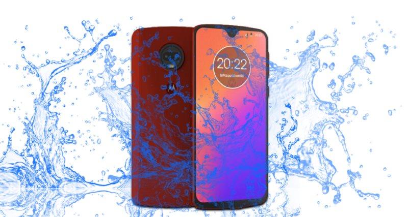 Is Moto G7 Power Waterproof device? - Waterproof test