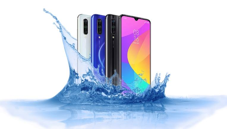 Is Xiaomi Mi Note 10 and Note 10 Pro Waterproof device?
