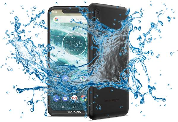 Is Motorola One Power Water Proof Device? Let