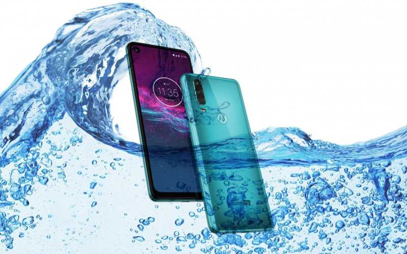 Is Motorola One Action Waterproof Device?